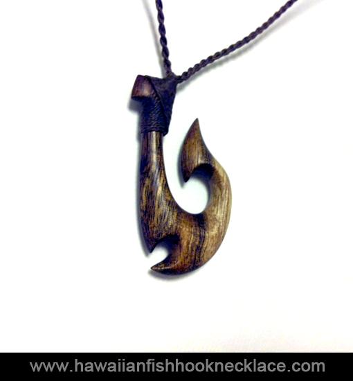 Custom made hawaiian fish hook necklace for Hawaiian fish hook necklace
