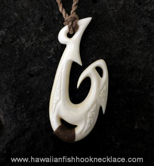 tribal polynesian necklace