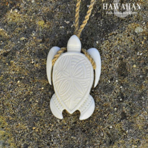 hawaiianturtlenecklacefront