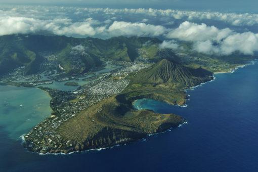 hawaiian fish hook necklace hanauma bay hawaiikai